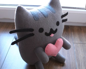 Pusheen Cat Fleece Toy