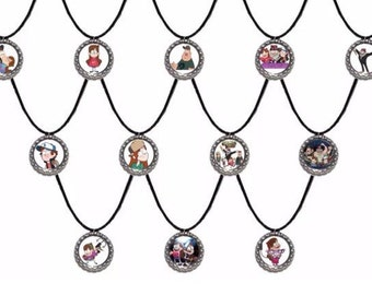 12x Disney XD Gravity Falls Party Favor Necklaces