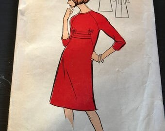 Vintage Blackmore Dress Pattern 9905