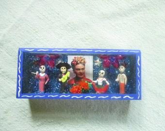 Frida Kahlo - small ofrenda
