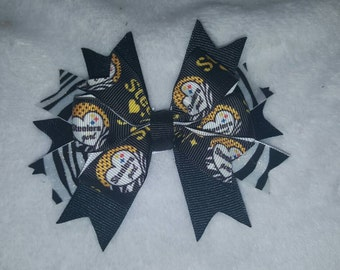 Steelers spiked bow