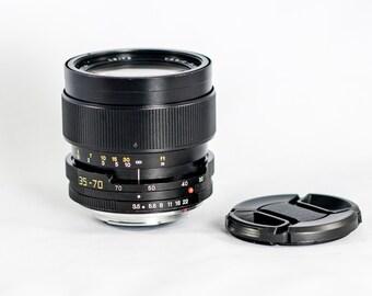 Leica Vario-Elmar-R 35-70 f3.5 Zoom Lens MINT!!!