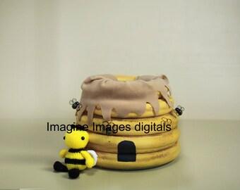 digital bee hive