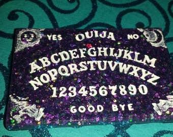 Ouija Resin Magnet
