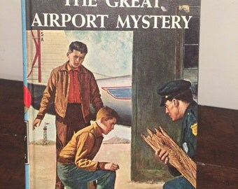 The Hardy Boys The Great Airport Mystery 1965