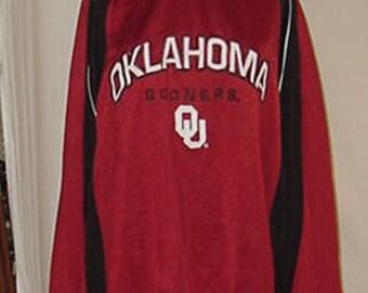 Oklahoma Sooners Sweatshirt size 3XL 90's vintage