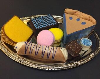 Felt Dessert Platter
