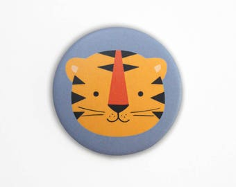 Button / pin TIGER