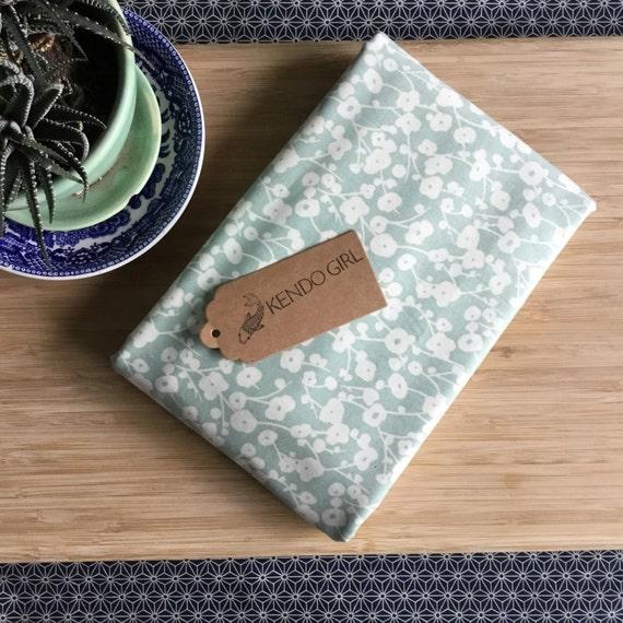 Kendo Tenugui, Japanese Cotton Tenugui - Soft Sakura Design by Kendo Girl