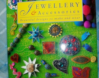 Vintage Jewellery and Accessories Book by Juliet Bawden