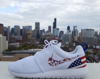 Nike Roshe One Custom '4th of Julys'  Edition Brand new in box