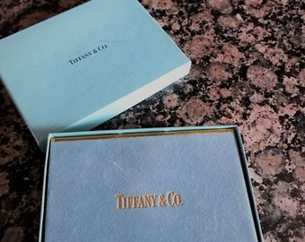 Tiffany & Company Vintage Double Deck Playing Cards