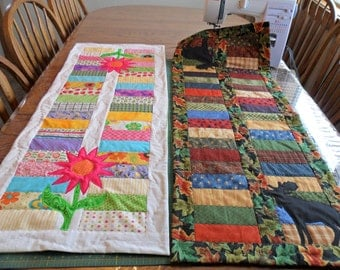 Pattern: Table Runners or Wall Quilt