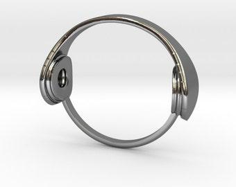 Headphone ring
