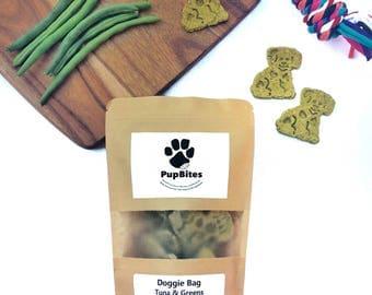 Tuna & Greens Doggie Bag 100g