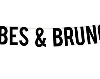 Babes & Brunch Banner
