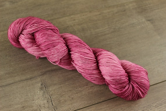 Simply Mauvelous hand dyed tonal
