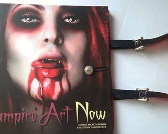 Vampire Art Bookbag