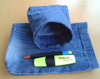 Bag or fabric denim, multi-purpose (2 units)