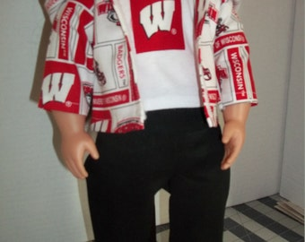 3pc UW sports outfit