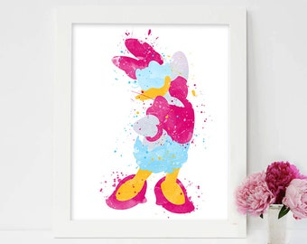Mickey Mouse Wall Art mickey mouse art | etsy