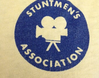Stuntmen's Association T-Shirt