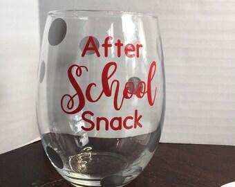 Teacher snack