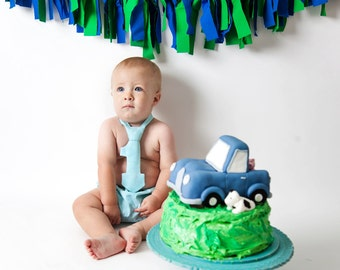 cake smash outfit, 1st Birthday Boy Outfit, Baby Photo Prop, boy cake smash set, first birthday boy, royal blue, baby boy gift, baby tie