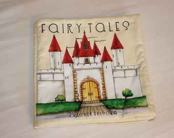 Fairy Tales cloth book
