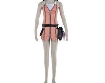 Kingdom Hearts Princess of Heart Kairi Cosplay Costumes