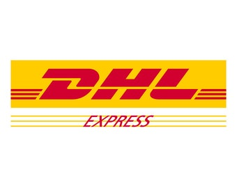 DHL Express shipping! It takes 2-4 business days to deliver your parcel to most destinations. Door to door service!