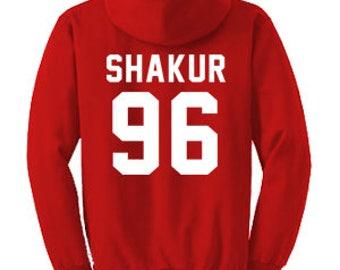 SHAKUR 96 Hoodie #A002