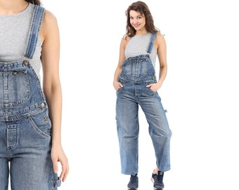 Baggy overalls | Etsy