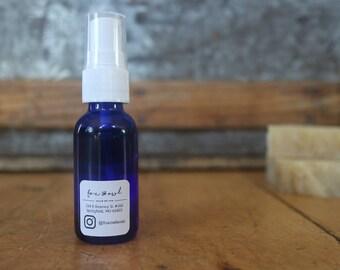 Dewy Moisture Mist - Light Natural Facial Moisturizer - Great for Sensitive Skin