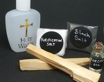 Dark Entity House Blessing Kit