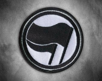 Anti Fascist Patch