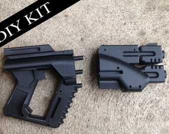 Mass Effect M3 Predator Kit Do It Yourself DIY