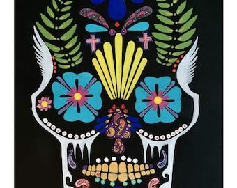 Day Of the Sugar Skull *Print