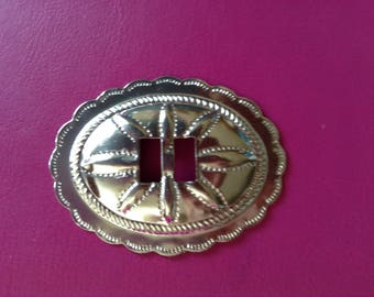 Conchos stainless steel