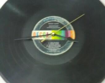 Patsy Cline Album Clock - Showcase