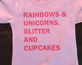 Kids Unicorn shirt