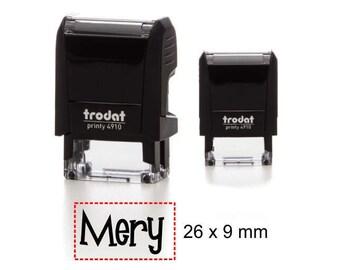 Trodat 4910 (Self Inking Rubber Stamp)