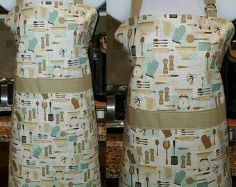 Adult Apron Baking Pattern