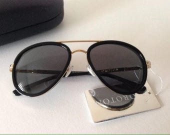 OROTON Aviator Vivian Polarised Sunglasses