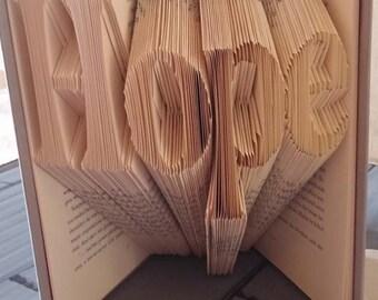Hope Origami Book