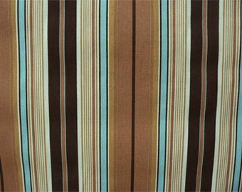 2 yards Premier Prints Terrace Wan Chocolate-Natural