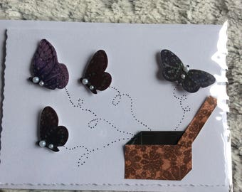 Butterfly Generic greeting  card