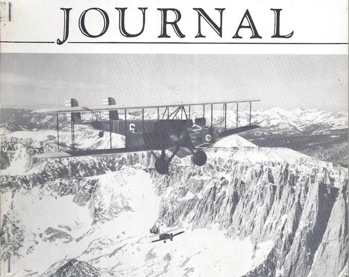 AAHS Journal Spring 1964 Volume 9-No. 1 Curtiss B-2 Condors