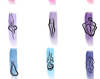 Vulva Diversity