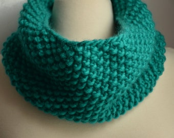 Cozy Neckwarmer Cowl in Several Colors